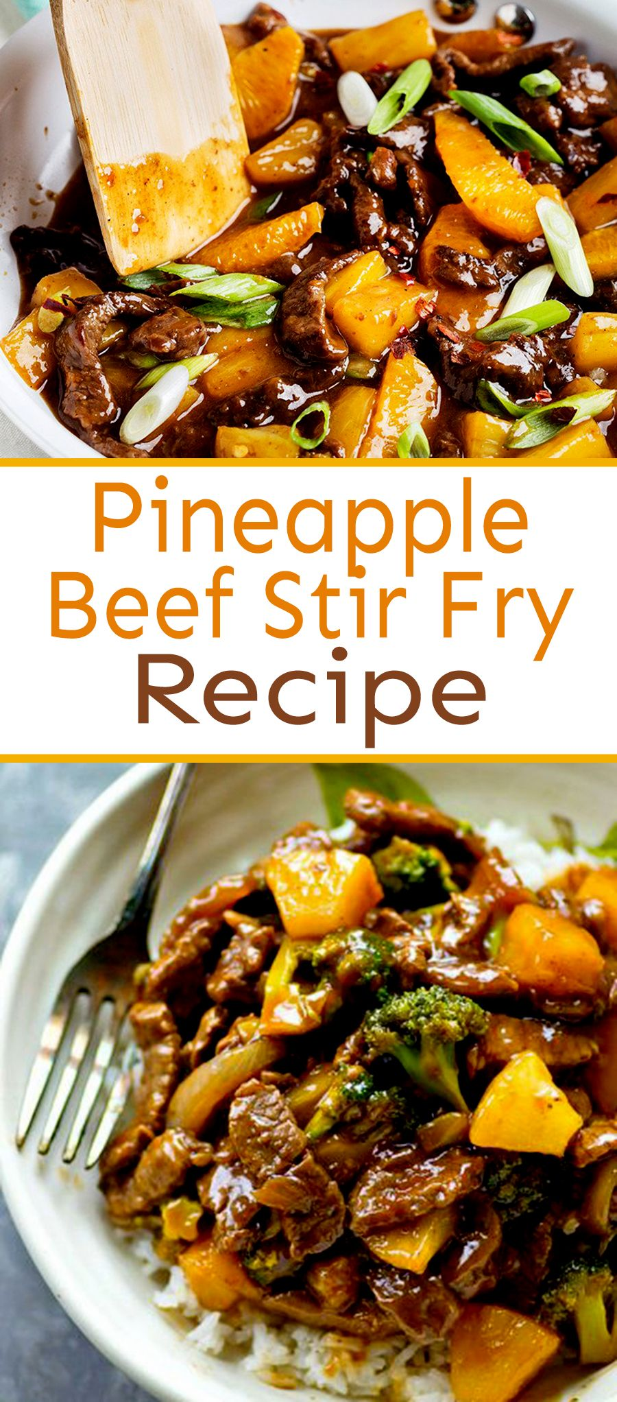 Pineapple Beef Stir Fry Recipe