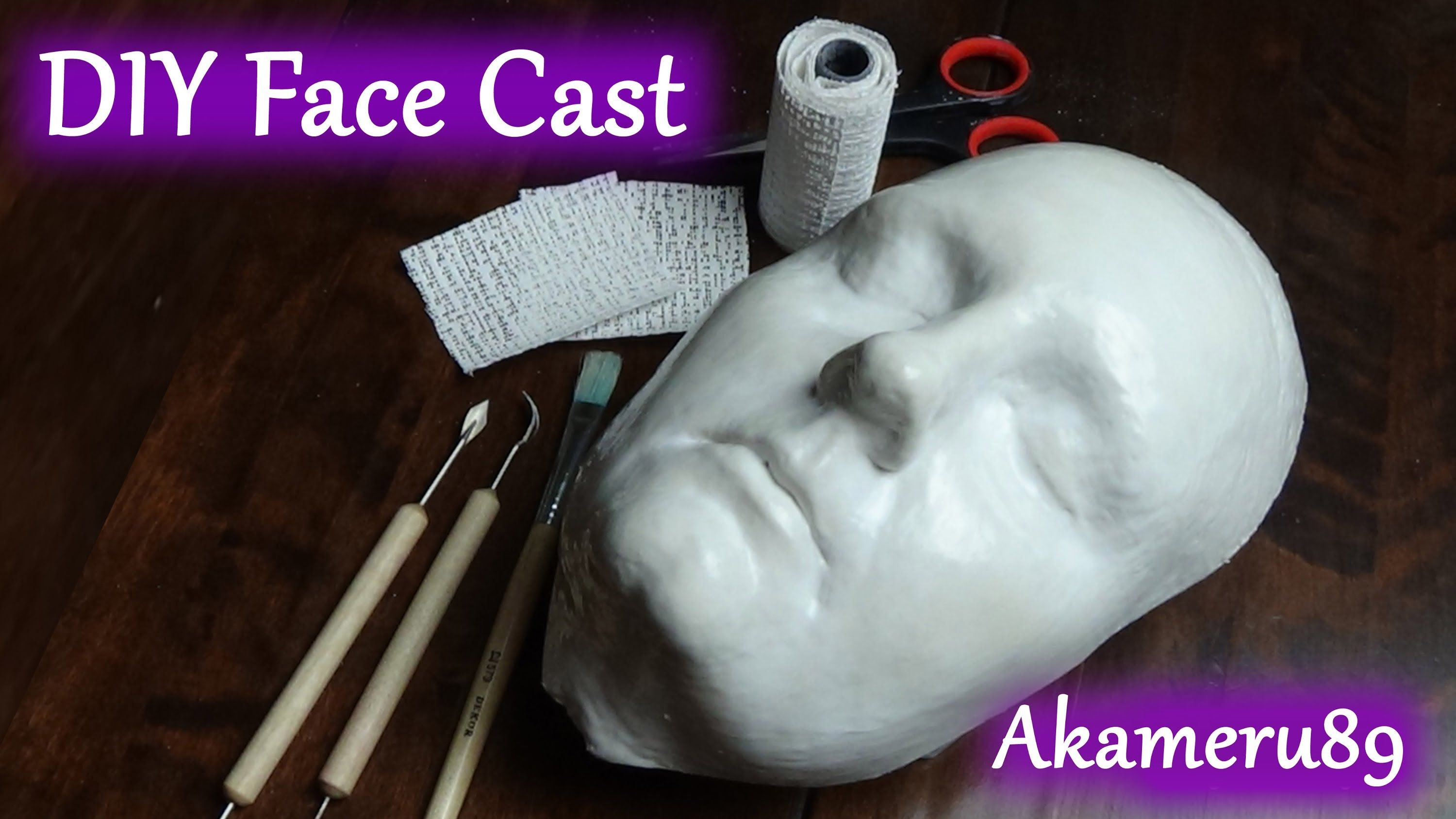 Hi Guys! I wanted a face cast to masks and such on an