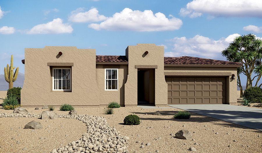 Denise Floor plan – Tucson Home Builders Floor Plans