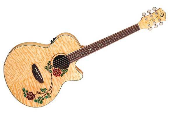 This One S Mine Luna Guitars Guitar Music Instruments