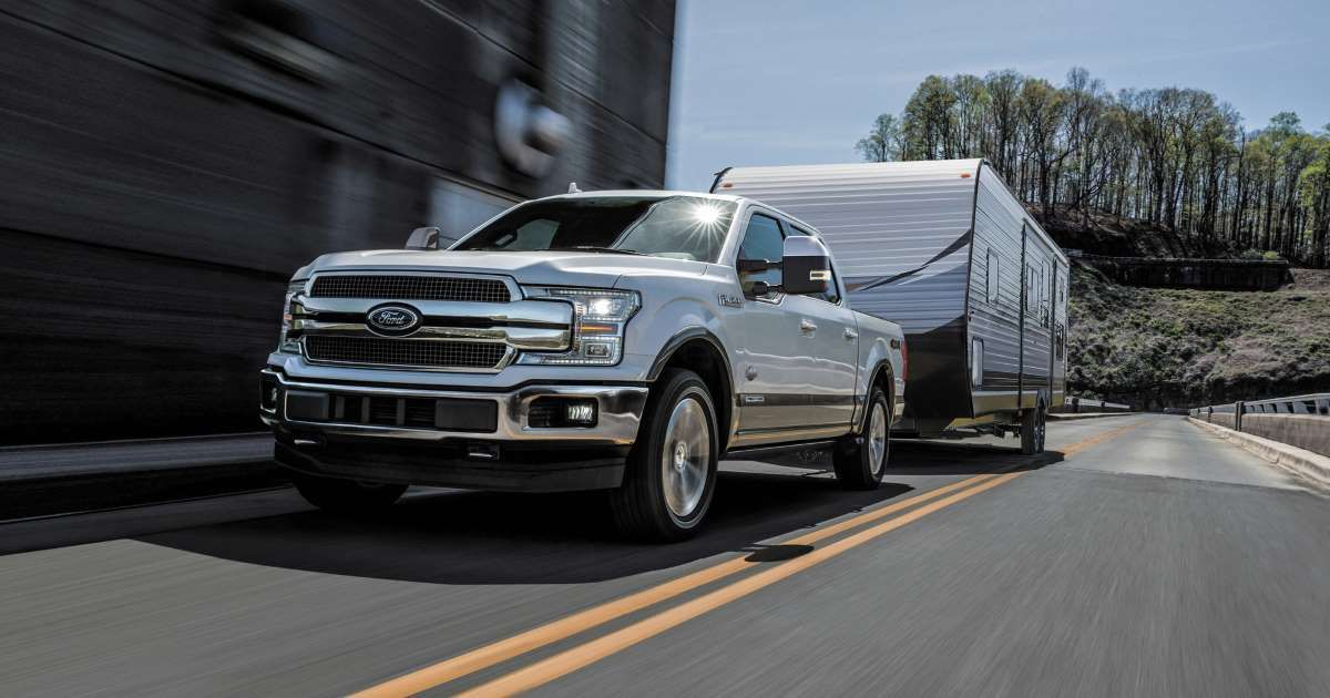 2018 Ford F 150 King Ranch With Power Stroke Diesel Review Ford