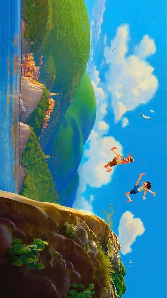 Film Review: Luca — Strange Harbors