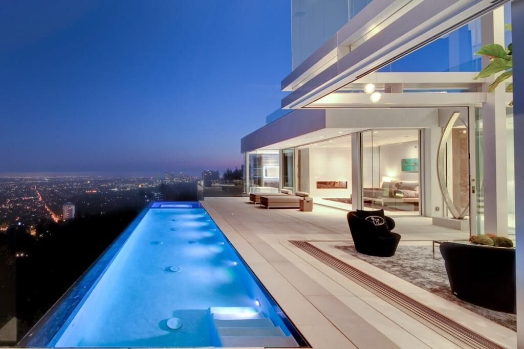 Pool Design Modern And Elegant Top Building Pool And Spa Design