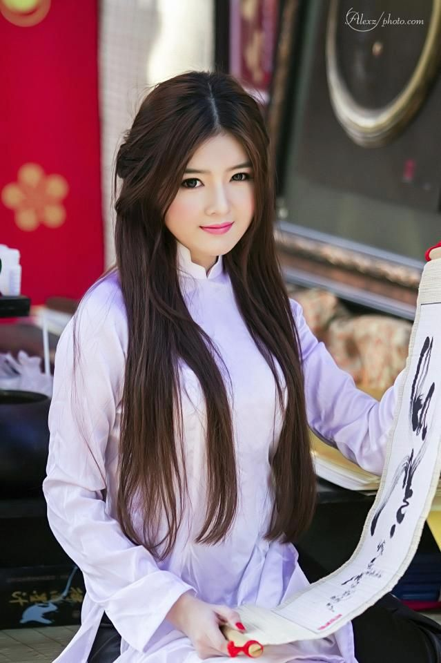 Most Beautiful Vietnamese Girl