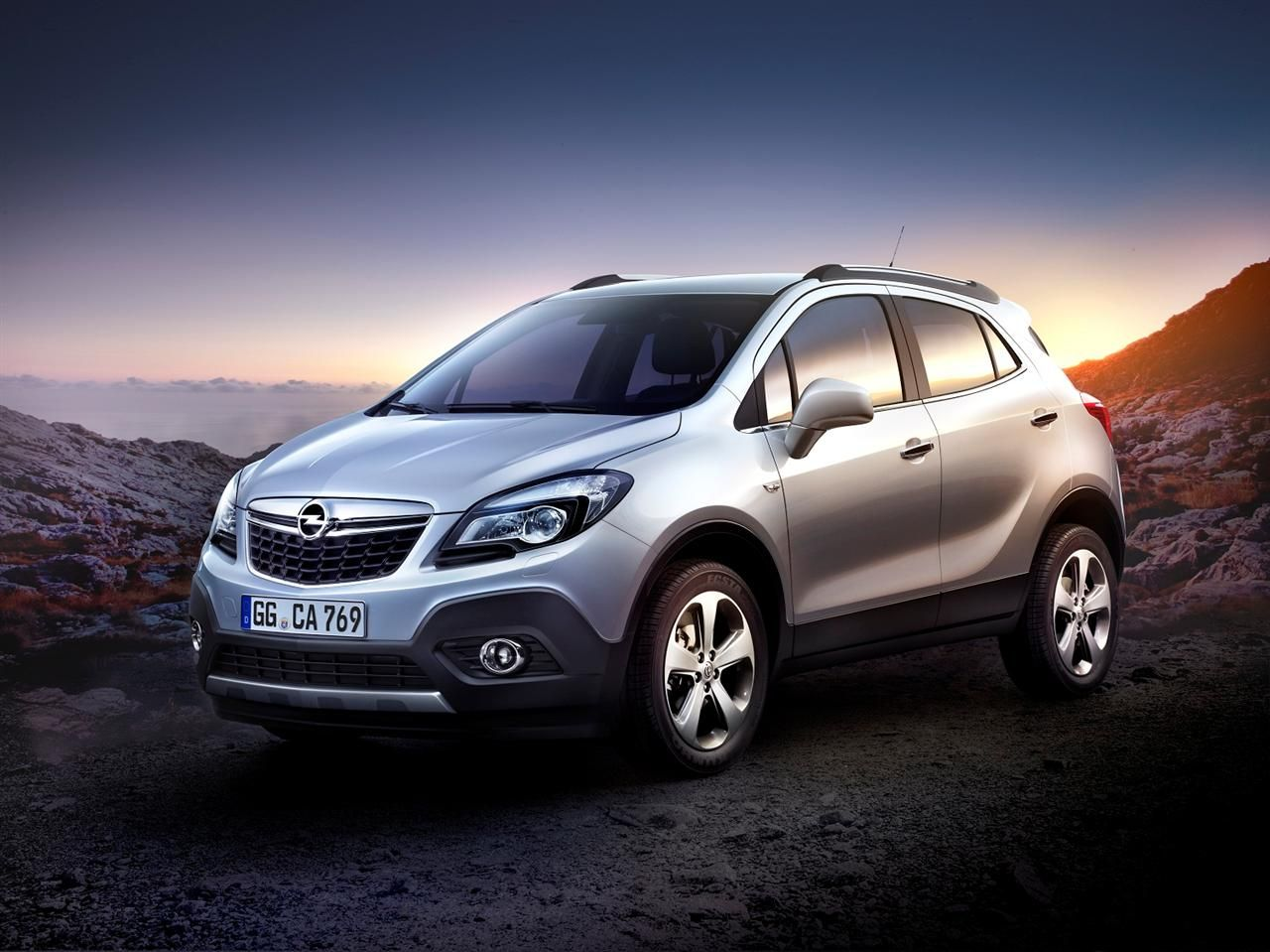 Opel mokka afbeeldingen hd wallpaper