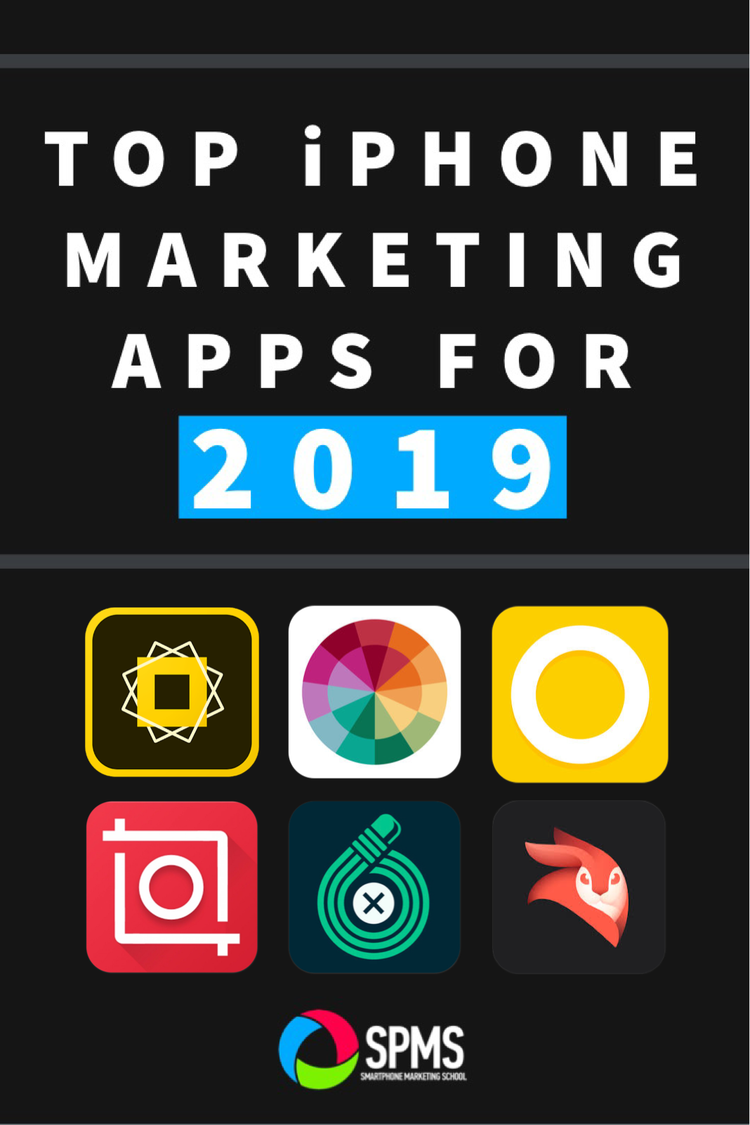 New Social Media Apps 2019 Top Marketing Apps You Need for Social Media in 2019 | iPhone