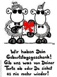 Bildergebnis Fur Sheepworld Grusse Alles Gute Geburtstag Lustige