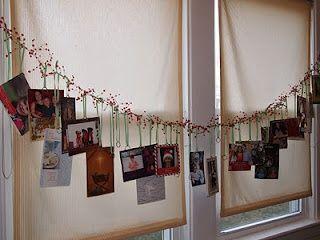 25 Ways To Display Christmas Cards