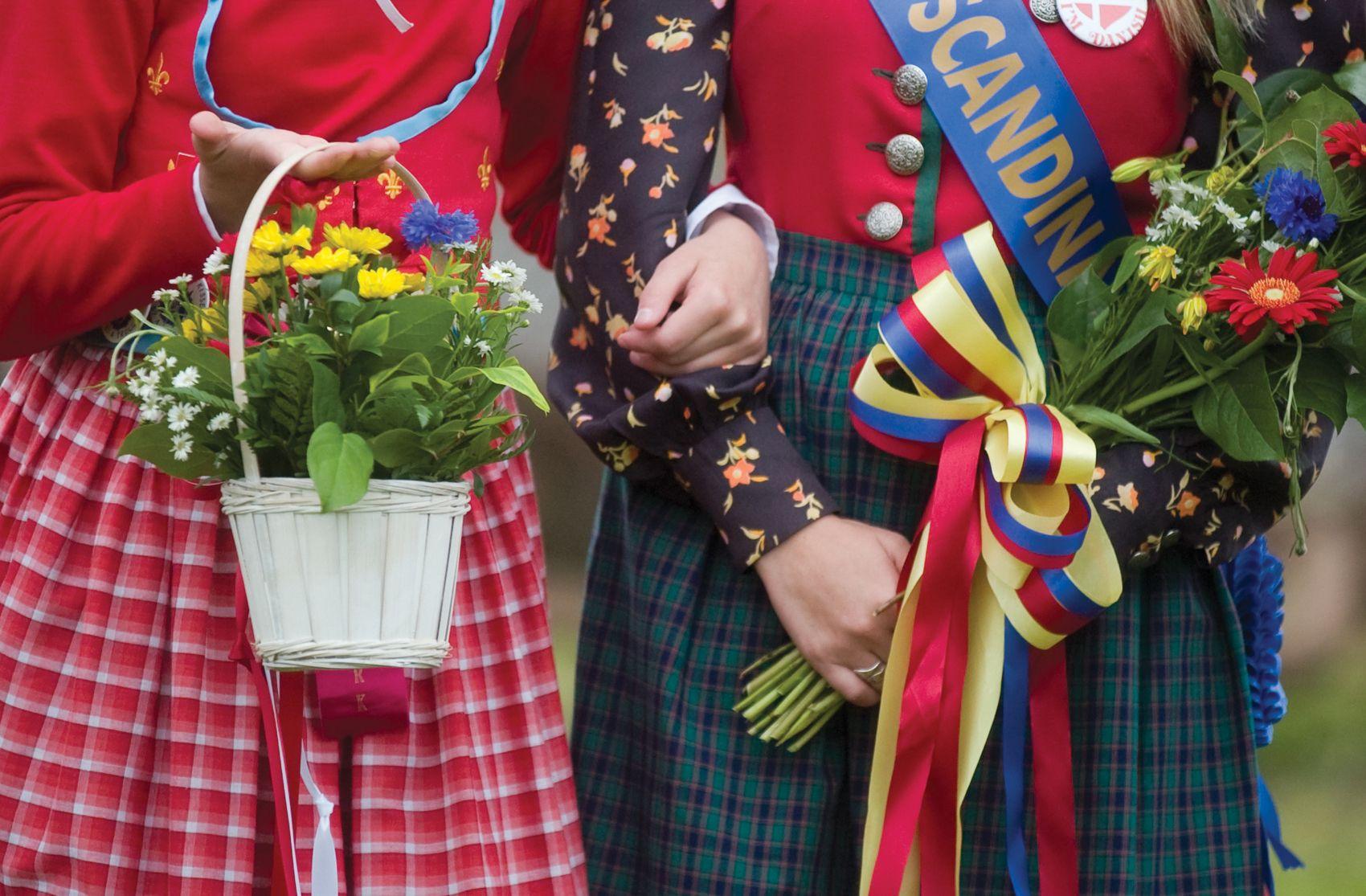 Celebrating Scandinavian Heritage Midsummer Scandinavian Festival