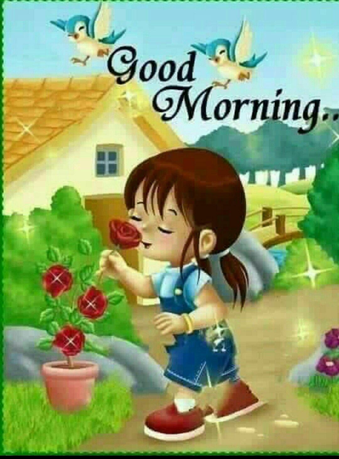 HAVE A BEAUTIFUL SUNDAY EVERYONE!! | Good morning cartoon ...