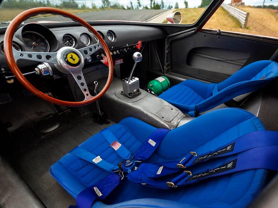 Ferrari 250 Gto 62 Chassis 3413 Gt Recarrossee En Gto 64 With
