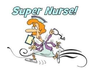 funny nursing pictures Shirt Super Nurse Funny Medical