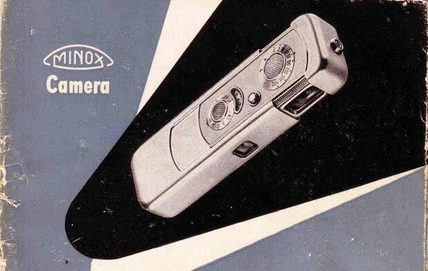 Minox Small Pocket Camera