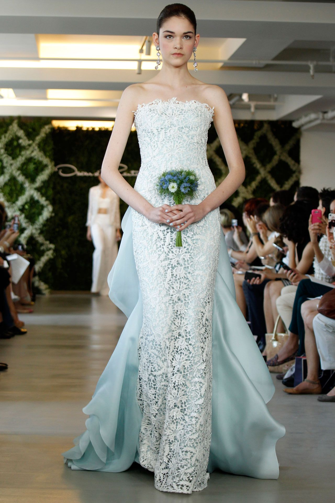 Wedding dresses the ultimate gallery bridesmagazine blue