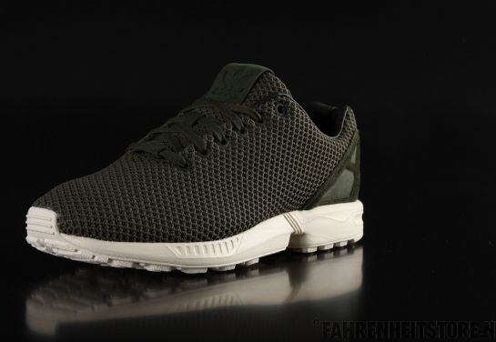 outlet store f2947 9623d Adidas - Adidas ZX Flux Sneaker Night Cargo Jungle Ink Chalk ...