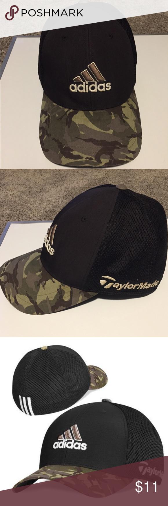 Adidas Tour Mesh Camouflage Fitted Golf Cap (2015) Climacool lightweight  flexfit cap •Flexfit headband adidas Accessories Hats 0c3cdff94ac