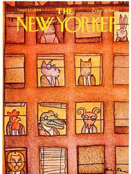 New Yorker 2238