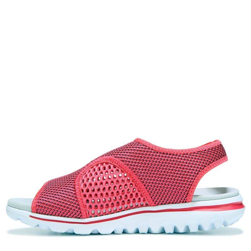 Propet Women's Travelactivss Narrow/Medium/Wide Sandals (Red)
