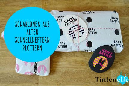 blog mit dem plotter schablonen herstellen und geschenkpapier bedrucken. Black Bedroom Furniture Sets. Home Design Ideas