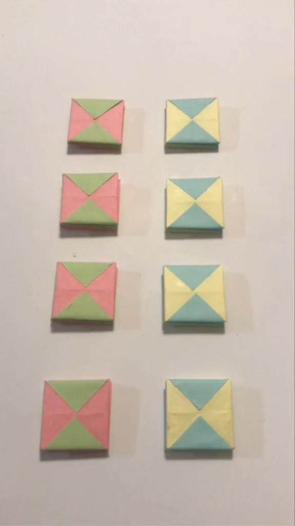 Origami Idea Boxes
