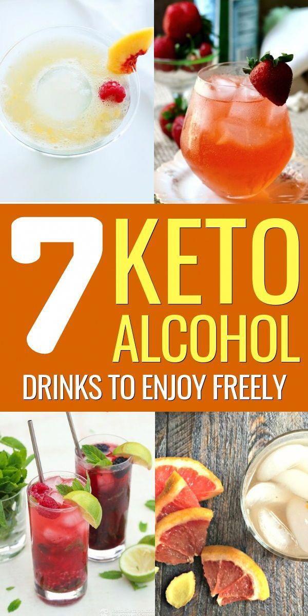 Keto alcohol drinks! Keto alcohol drinks cocktail recipes, keto alcohol drinks low carb diets, keto...
