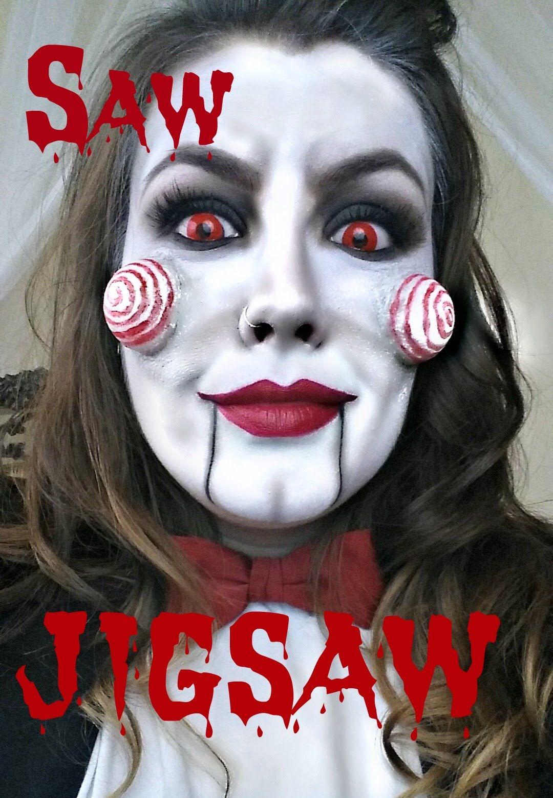 Jigsaw Muñeco Saw Halloween Halloween Disfraces