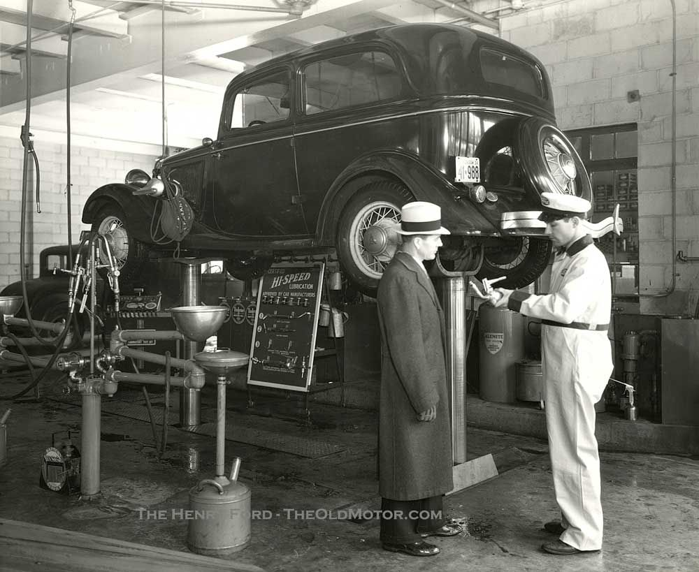 The Henry Ford Museum Photos on The Old Motor | The Old Motor ...