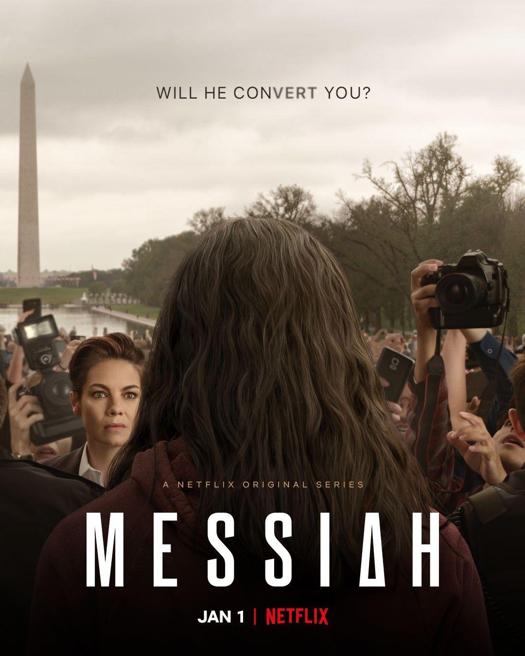 Ele Vai Te Convocar Messiahiscoming 1 De Janeiro Na Netflix