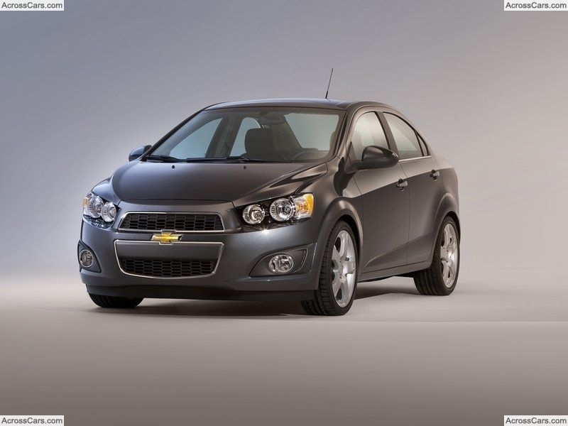 Chevrolet Sonic Sedan 2012 With Images Chevrolet Sonic Chevy Sonic Chevrolet