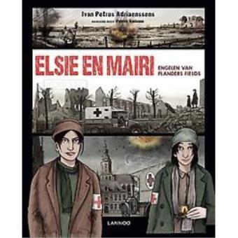 Hallo! En welkom bij mijn Pinterest prikbord over het boek Elsie en Mairi.