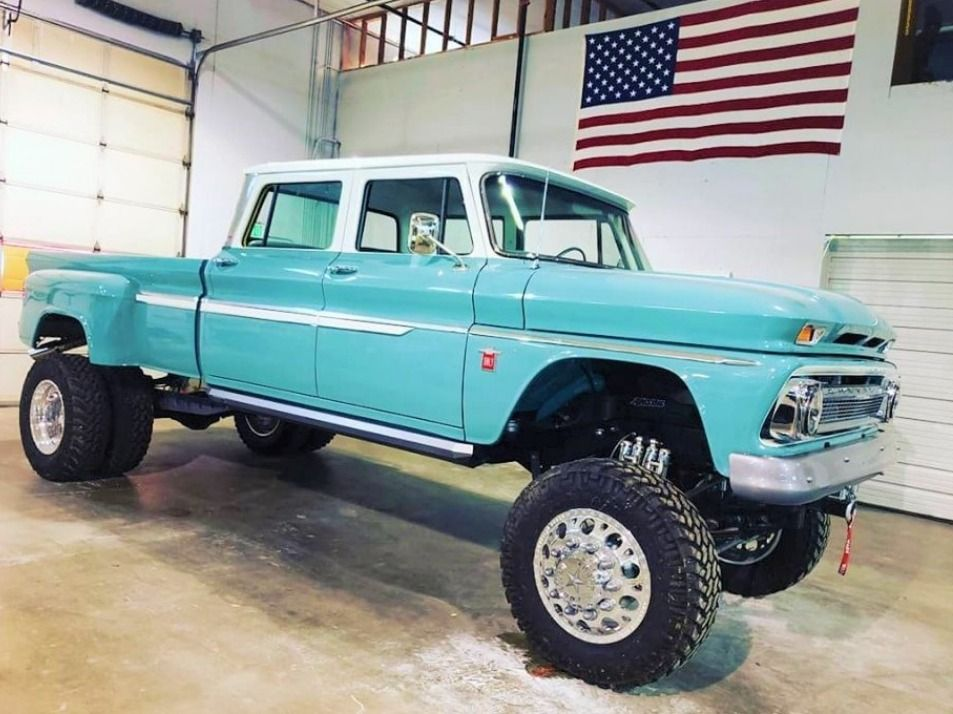 Good Morning America This Chevy Is Ready For The Road Hundreds