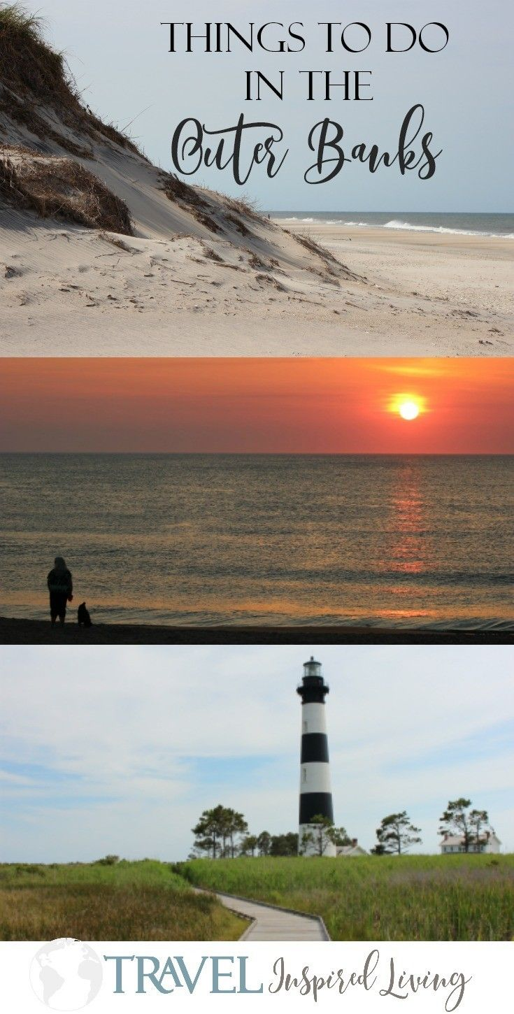 Things To Do In The Outer Banks