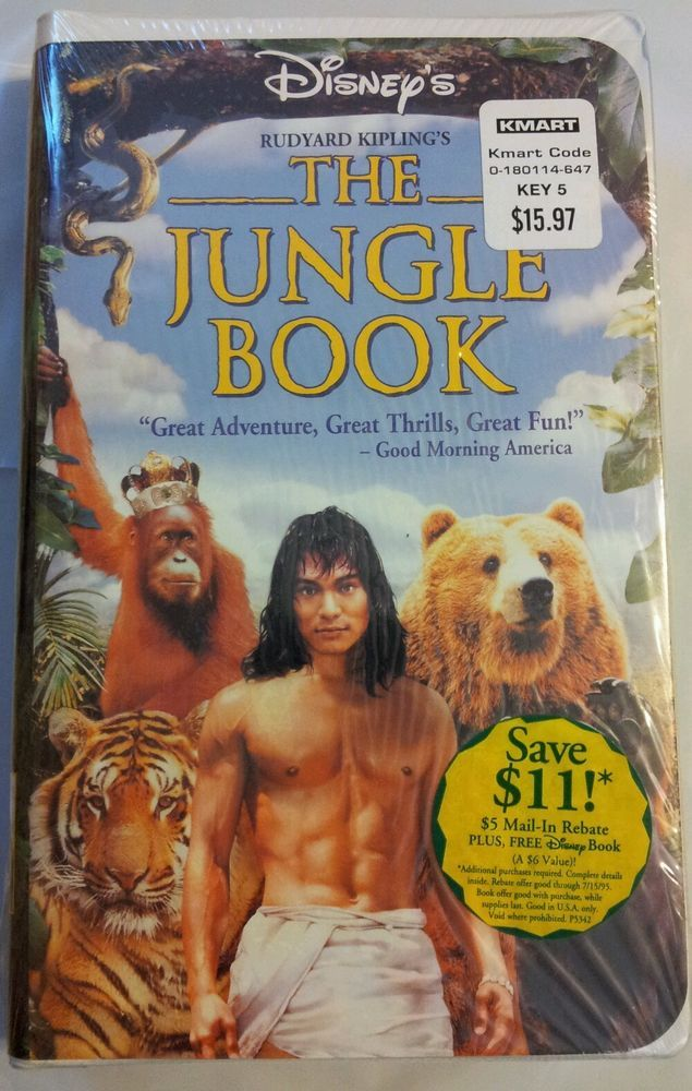 stream the jungle book 1994 online free