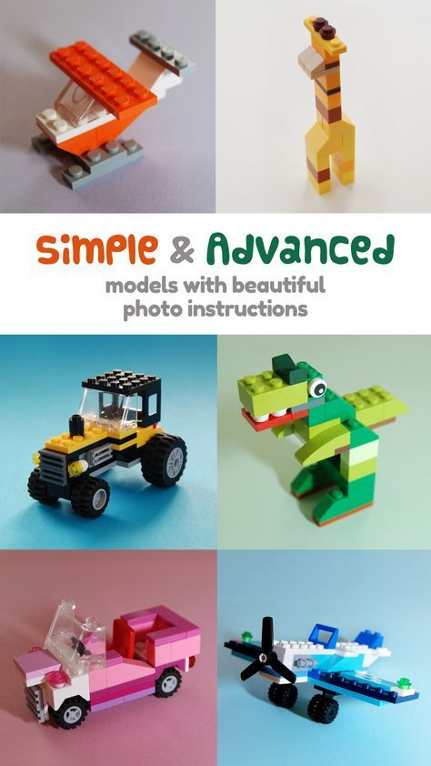 Get An App For Apple Ios Android Kindle And Build Cool Lego