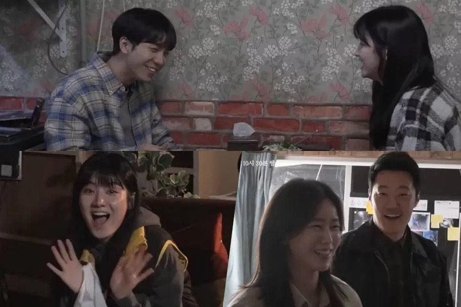 "Watch: Lee Seung Gi, Park Ju Hyun, Lee Hee Joon, And More Are Playful And Sweet Behind The Scenes Of ""Mouse"""