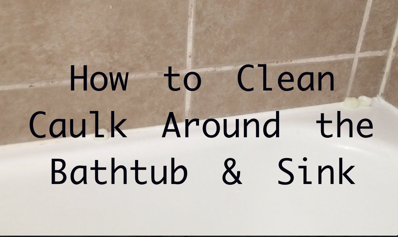 How To Clean Caulk And Grout Around Bathtub Grout Cleaner Cleaning Bathtub