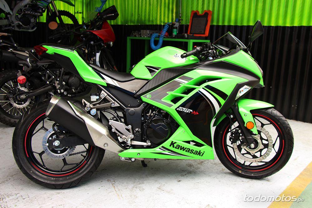 Delicieux Kawasaki Ninja 300, Precio Y Características