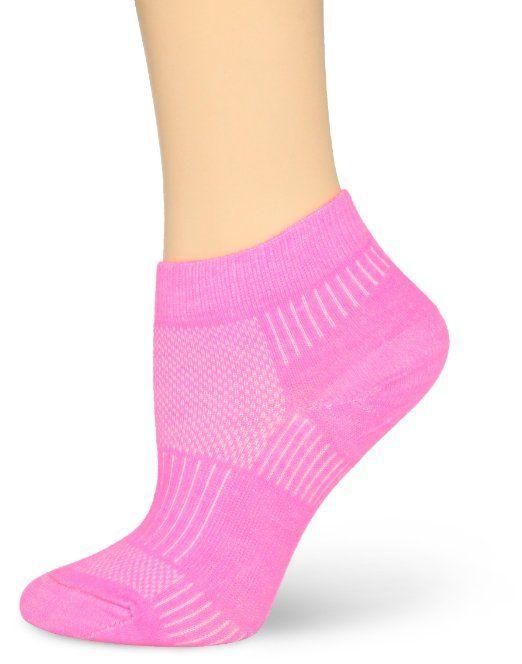 Amazon.com: WrightSock Women's Coolmesh II Lo Single Pack Socks: Clothing
