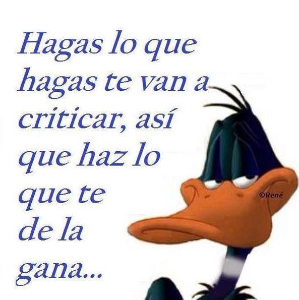 Criticas!