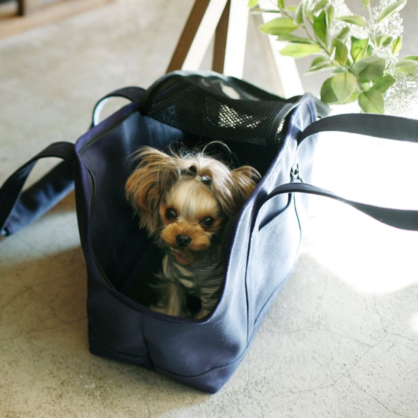 Free Stitch Dog Carry Bag Carry Bag Squared S Size Free Stitch
