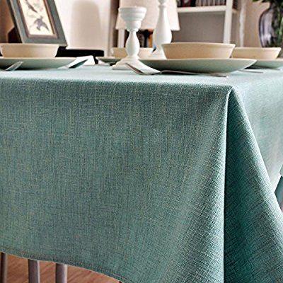 140*250cm blau Grün Türkis einfarbig nordisch Minimalistisch