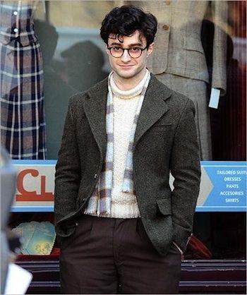 Daniel Radcliffe Says He Felt 'No Discomfort' with Gay Scenes