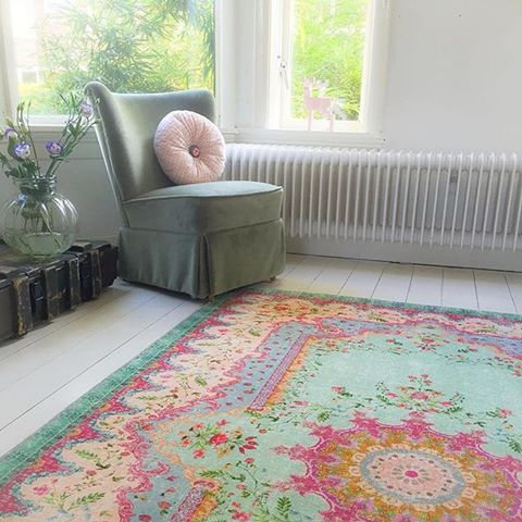 Replica vintage rug, 225cm x 155cm € 179,= free world wide shipping ...
