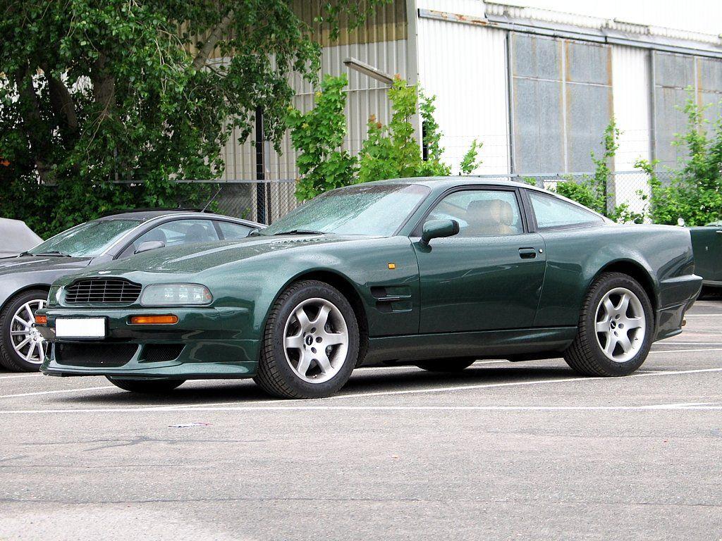 Aston Martin Vantage Coupe Coupé Aston Martin Bau