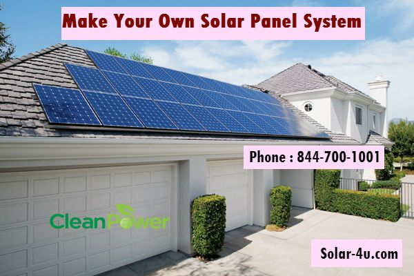 Make Your Own Solar Panel System Are You Looking For Make Your Own Solar Panel System Save Thousands Of Solar Panels Solar Power House Residential Solar