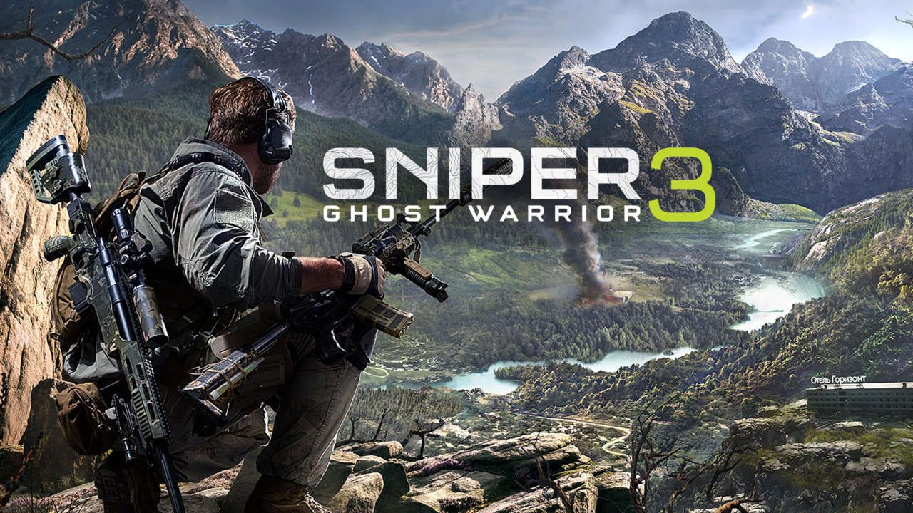 Download Sniper Ghost Warrior 3 PS4 ISO Free Ghost