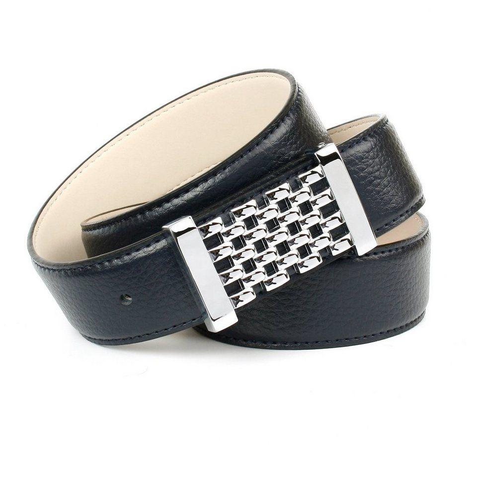 Ledergürtel 100 /% echt Leder Damengürtel Vascavi Damen Gürtel Accessoire leather