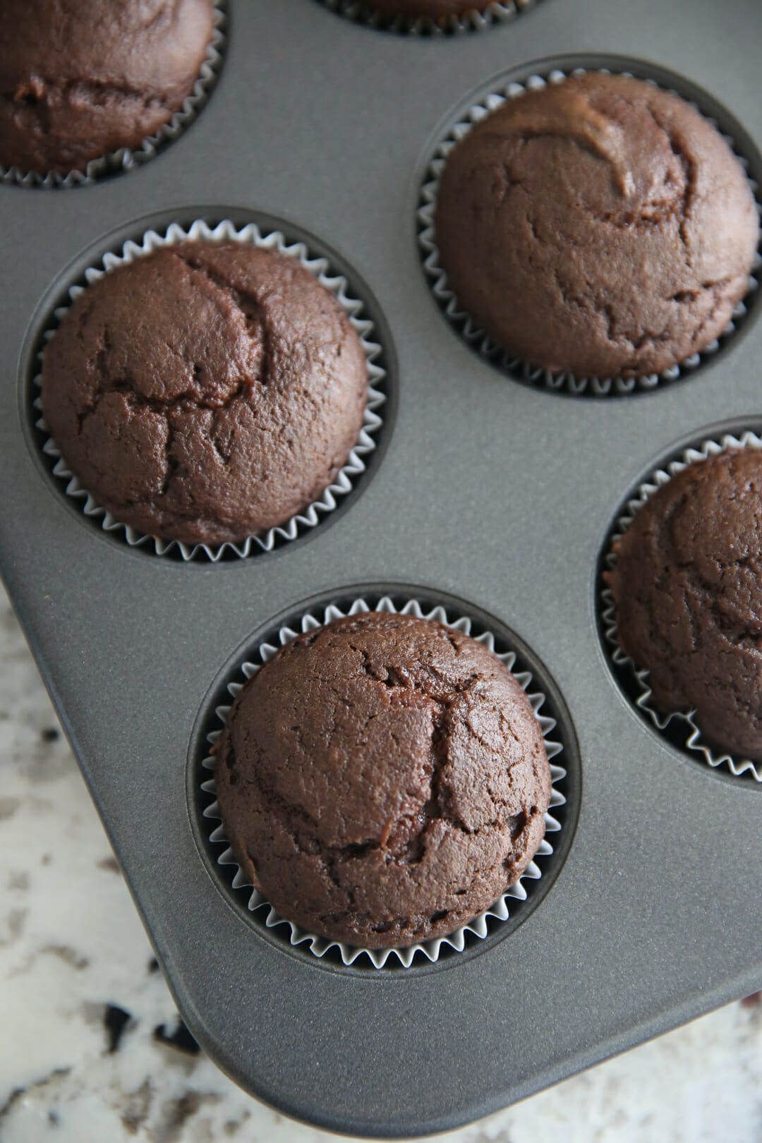 Chocolate Pumpkin Muffins #pumpkinmuffins
