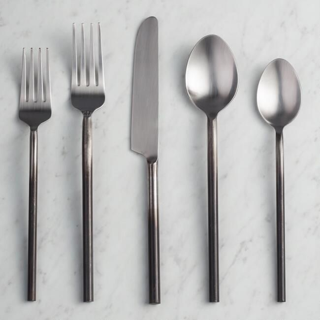 Ombre Flatware Collection - v1
