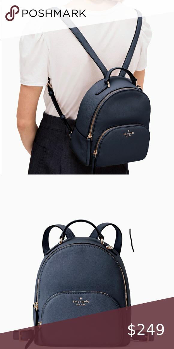Kate Spade Backpack In 2020 Kate Spade Backpack Backpack Brands Medium Backpack